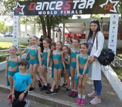 in croatia a plouat cu premii pentru dansatoarele muresene