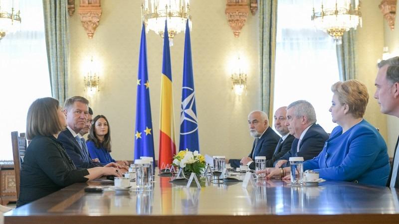 pact politic pentru romania europeana