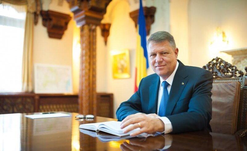 presedintele iohannis a semnat decretele de numire a ministrilor justitiei fondurilor europene si romanilor de pretutindeni