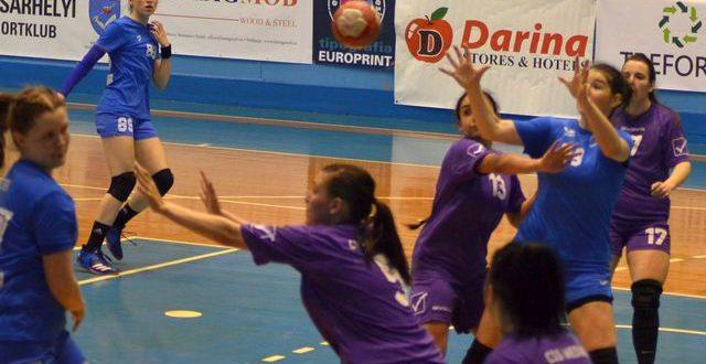 handbalistele junioare ii in semifinale