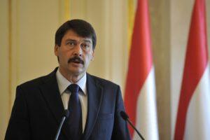 presedintele ungariei a declarat ca evenimentele de la cimitirul militar din valea uzului incalca un acord international