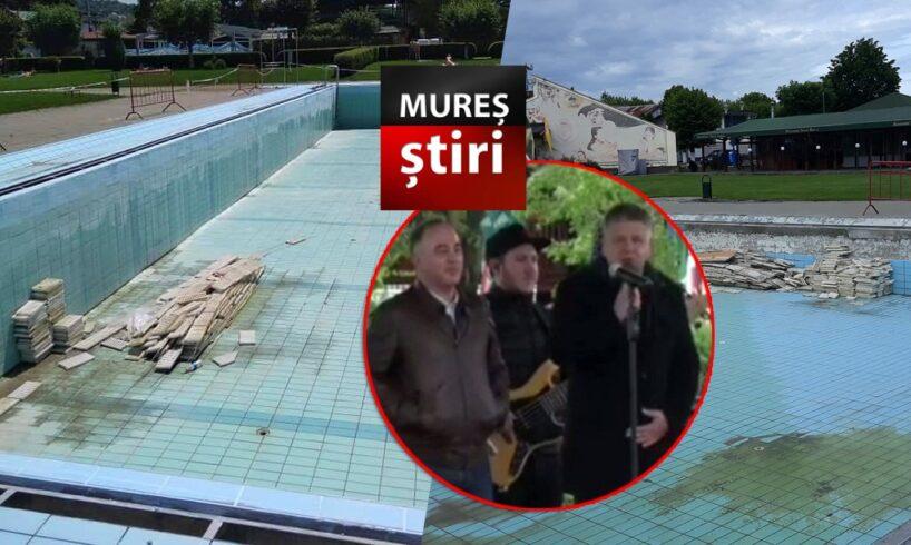 foto video cum arata acum complexul muresul inaugurat de 1 mai cu mici si bere in valoare de peste 50 000 de euro