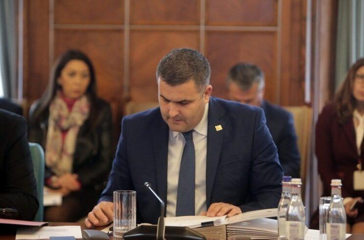 ministerul apararii a inceput pregatirile pentru preluarea administrarii cimitirului de la valea uzului