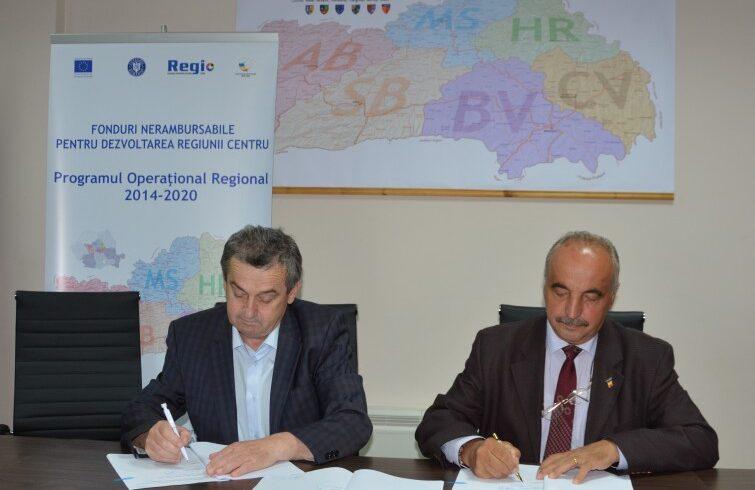 peste 5 milioane de euro fonduri europene pentru sarmasu