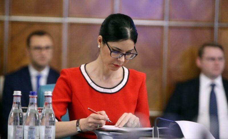 ana birchall propusa drept vicepremier interimar pentru parteneriate strategice