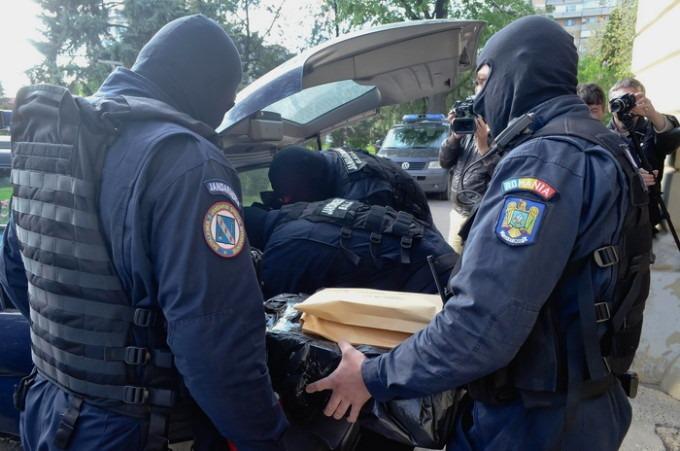 perchezitii domiciliare in brasov intr un dosar penal de evaziune fiscala