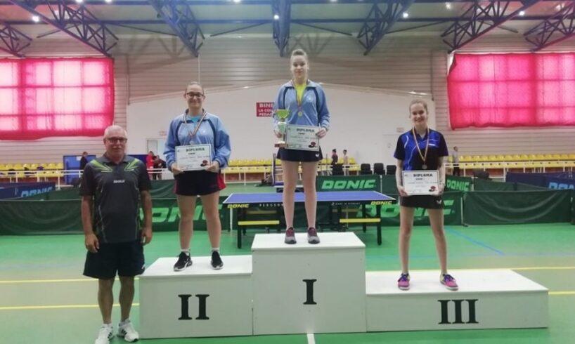 mureseanca ungvari evelyn medalie de bronz la top 12
