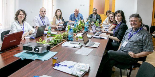 specialisti din sase tari s au reunit la umfst targu mures in cadrul proiectului help2