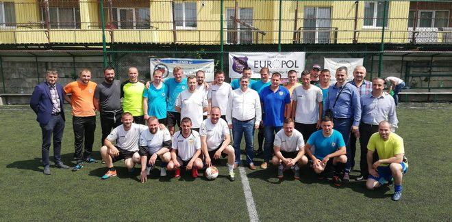 foto cupa verii 2019 competitie de fotbal cu si despre politisti