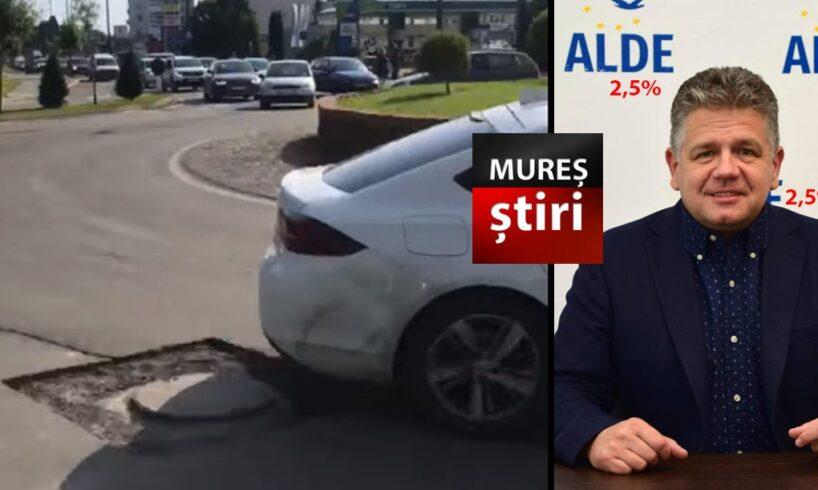 """foto.-muresenii-multumesc-primariei-pentru-""""lucrarile""""-realizate-in-municipiul-resedinta-de-judet!"""