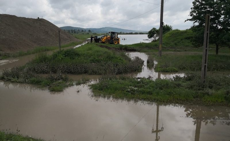 prefectura mures solicita bani pentru refacerea infrastructurii in localitatile afectate de inundatii