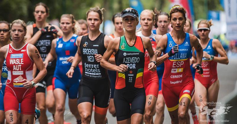 sportivi din 39 de tari la europenele de triatlon multisport de la tg mures