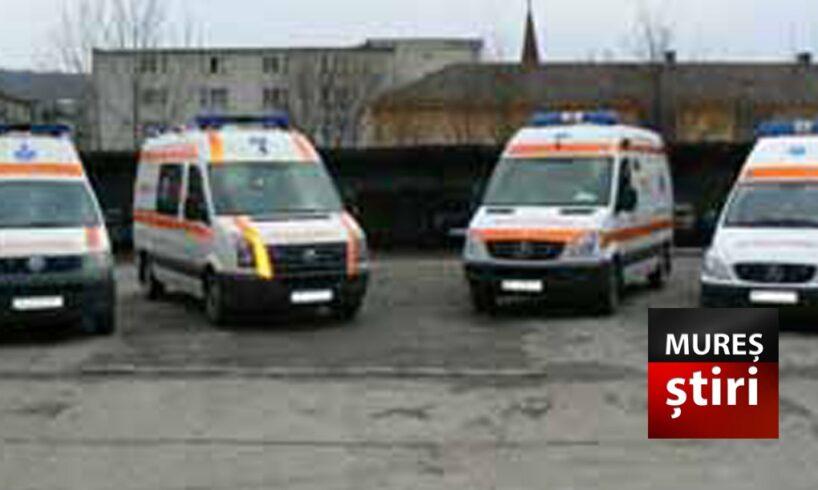 info se angajeaza asistent medical la serviciul de ambulanta judetean mures