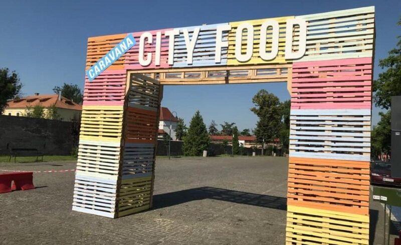 caravana city food tg mures la editia a treia