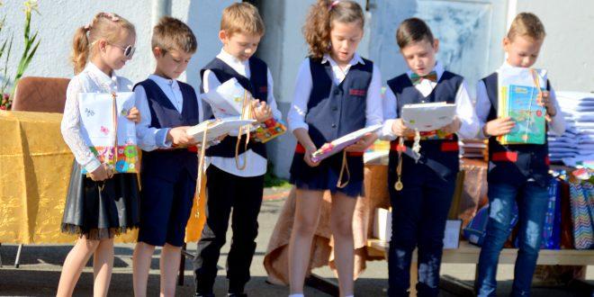rezultate deosebite pentru elevii clasei i a sectia germana a gimnaziului augustin maior