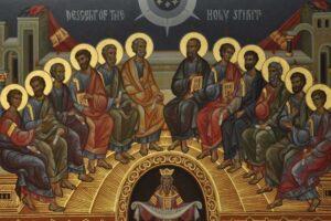 crestinii ortodocsi si greco catolici sarbatoresc rusaliile