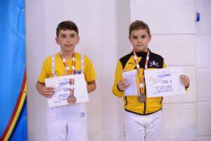 brasoveanul luca marginean bronz la campionatul national de sabie