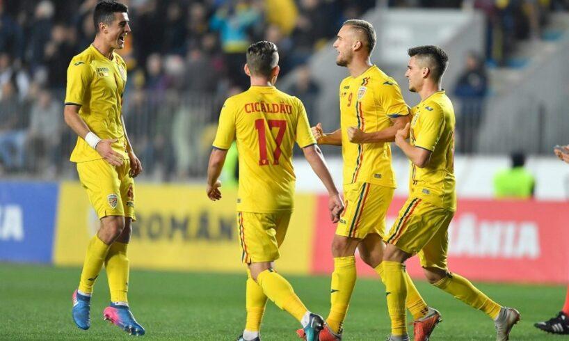 tricolorii under 21 debuteaza marti la euro