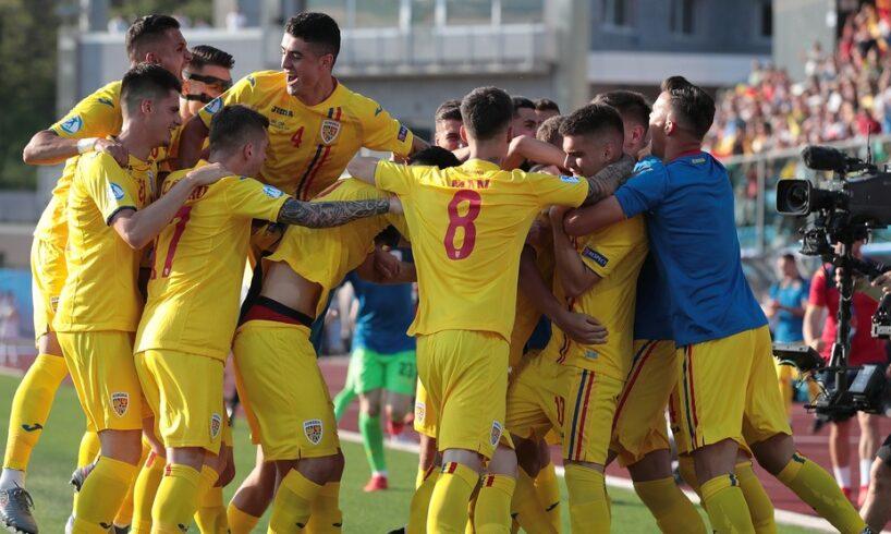 romania invinge croatia in primul meci de la euro
