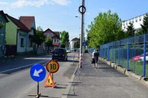targu-mures:-modificari-in-privinta-circulatiei-pe-strada-cuza-voda