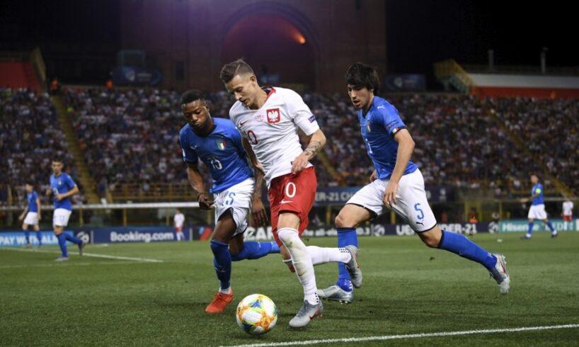 italia invinsa la fotbal tineret