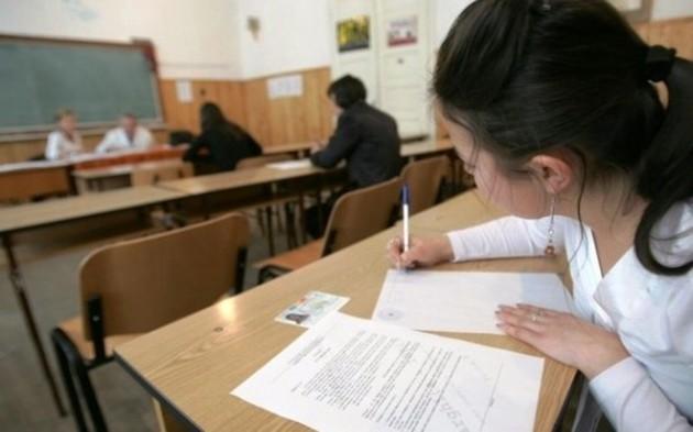 absolventii de gimnaziu sustin azi examenul la matematica din cadrul evaluarii nationale