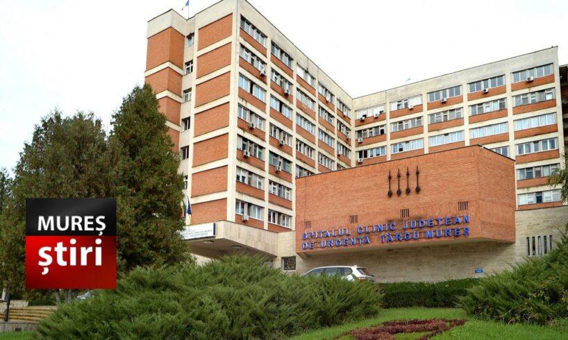 info cinci posturi disponibile la spitalul clinic judetean de urgenta din tirgu mures