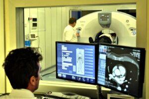 investitie computer tomograf si aparat rontgen in valoare de peste 2 milioane de lei la spitalul municipal din reghin