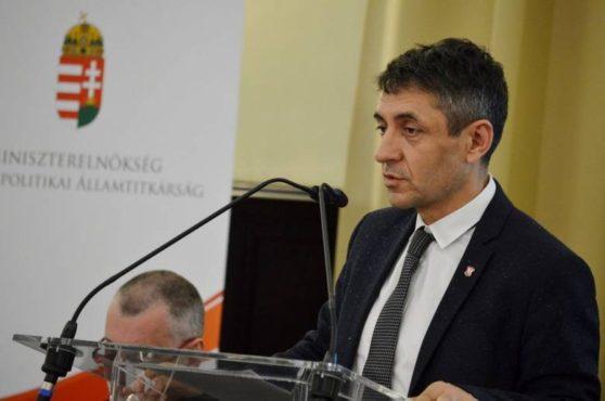 potapi unul din scopurile politicii nationale este ca bazinul carpatic sa ramana motorul dezvoltarii europene