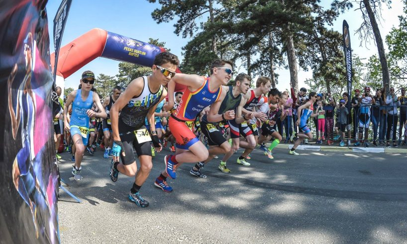 se apropie campionatul european de triatlon multisport la sangeorgiu de padure