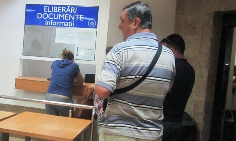 eliberarea pasapoartelor prelungita cu 2 ore