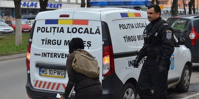 concurs cu miza la primaria targu mures sef la politia locala