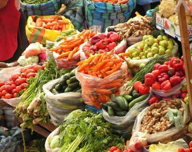 fructe si legume din serele primariei la ceasul floral
