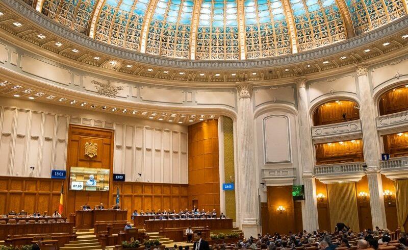 reexaminarea legii pensiilor aproape de votul final
