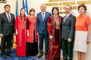 delegatie-din-turkmenistan,-la-umfst-targu-mures