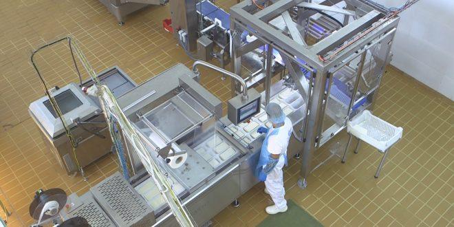scoala altfel la fabrica napolact din targu mures cei mici au descoperit drumul laptelui de la poarta fabricii pana la produsele finale