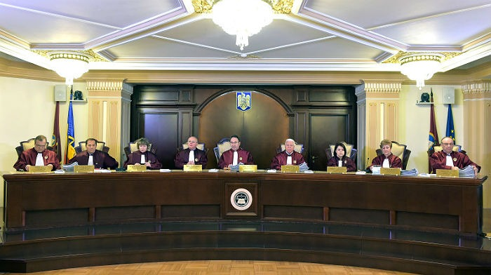 curtea constitutionala se va pronunta in legatura cu mai multe sesizari primite de la partidele politice