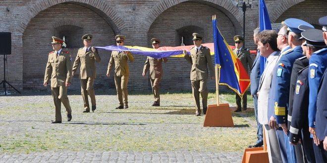 foto ziua drapelului national sarbatorita la targu mures