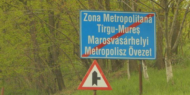 municipiul targu mures la un vot distanta de iesirea din asociatia zona metropolitana targu mures