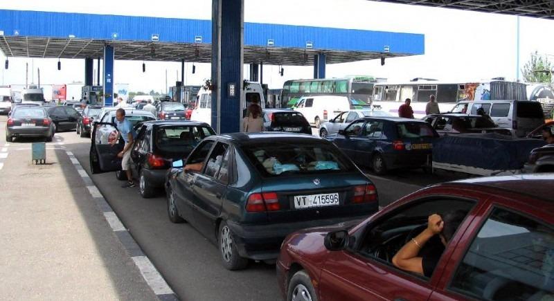 masuri de fluidizare a traficului in punctele de trecere a frontierei