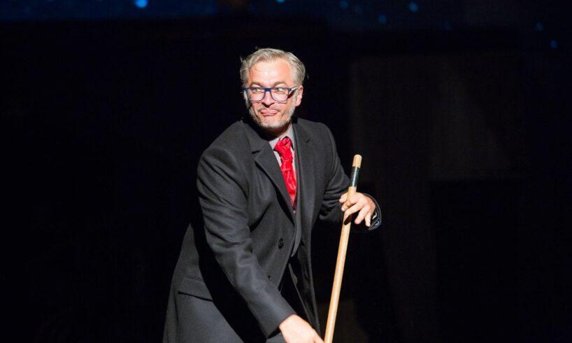 selectionat spectacol al teatrului national targu mures la festivalul national de teatru