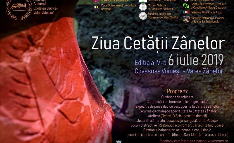sambata:-expozitie-de-artefacte-si-excursie-in-cetatea-dacica-din-valea-zanelor
