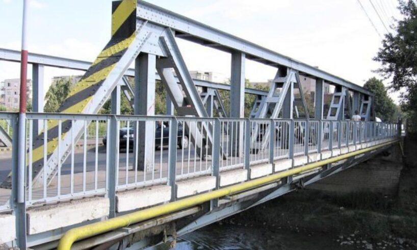 video cum va arata noul pod rutier peste tarnava mica