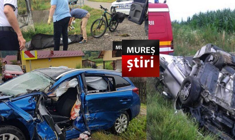 lunea neagra multe accidente soldate cu morti si victime ranite grav in aceasta dimineata foto