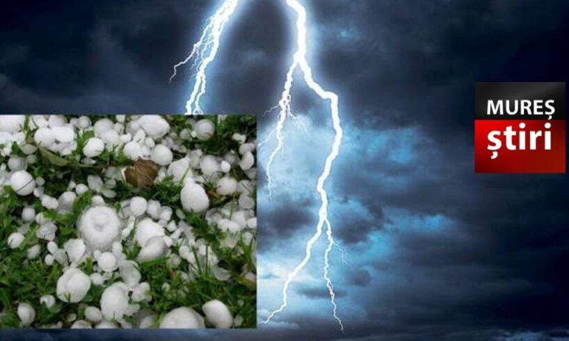 avertizare-meteo,-in-vigoare:-cod-galben-de-furtuni,-vijelii-si-grindina!