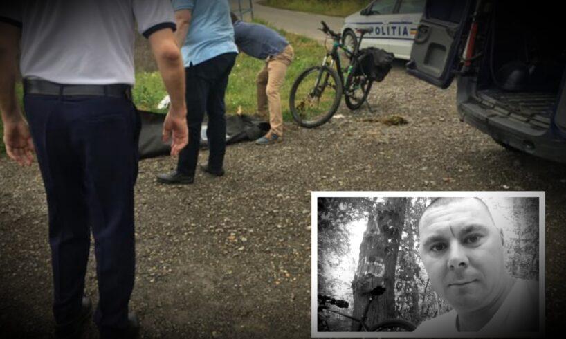 update a fost identificat biciclistul gasit mort in sant rip