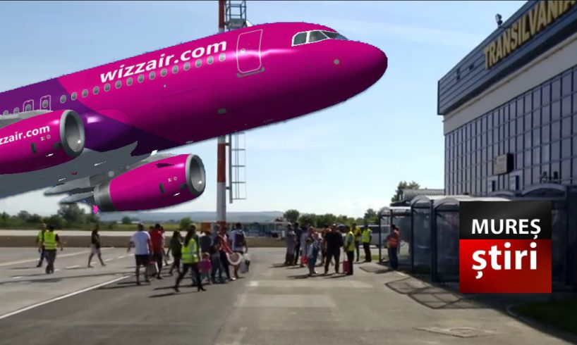 wizz air cursa zilnica la 9 99 euro de pe aeroportul transilvania