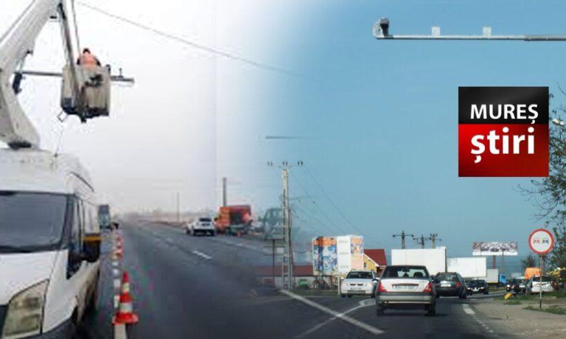 atentie soferi 8 noi camere amplasate in reteaua de drumuri nationale si autostrazi