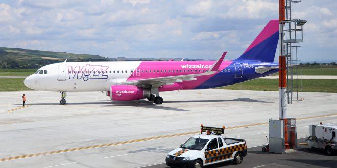crestere a numarului de zboruri spre budapesta de pe aeroportul transilvania