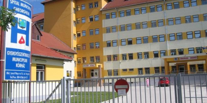 investitii de aproximativ 2 milioane de euro pentru ambulatoriul spitalului din gheorgheni